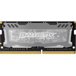 Pamięć DDR4 Crucial SODIMM 8GB 2400MHz Ballistix Sport OC CL16 1.2V