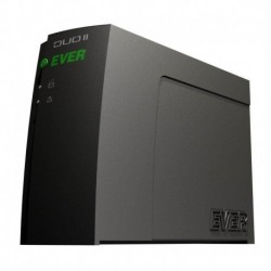Zasilacz awaryjny UPS Ever OFF-L Duo II Pro 1000VA 4xIEC USB LED Bl