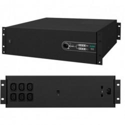 Zasilacz awaryjny UPS Ever L-INT Sinline 1600VA AVR 6xIEC Sin USB LAN 3U