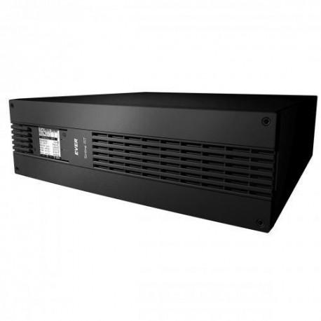 Zasilacz awaryjny Ever L-INT Sinline RT XL 3000VA AVR 7xIEC 2xPL Sin USB LAN rack/tower