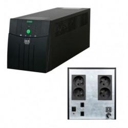 Zasilacz awaryjny UPS Ever L-INT Sinline 1200VA AVR 4xSCH Sin USB LED LAN