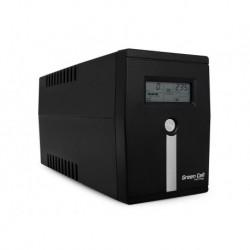 Zasilacz Awaryjny UPS Green Cell Line-Interactive Micropower LCD 600VA