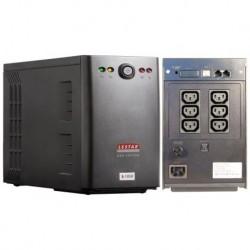 Zasilacz awaryjny UPS Lestar S-1050 L-INT 600W AVR 6xIEC USB RJ LED BL
