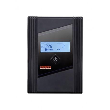 Zasilacz awaryjny UPS Lestar Z- 855 L-INT AVR LCD 4xIEC 850VA/500W USB BLACK