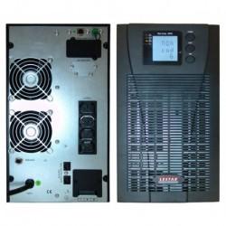 Zasilacz awaryjny UPS Lestar UDX - 3000 ONLINE LCD 4XIEC+1x16A