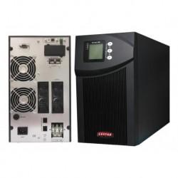 Zasilacz Awaryjny UPS Lestar MEP II - 2000P 2000VA/1800W ONLINE LCD 8XIEC + 1X16A