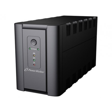 Zasilacz awaryjny UPS POWER WALKER LINE-IN 2200VA 2xPL + 2xIEC RJ/USB