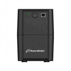 Zasilacz awaryjny UPS POWER WALKER LINE-IN 650VA 2xPL RJ/USB