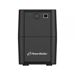 Zasilacz awaryjny UPS POWER WALKER LINE-IN 650VA 2xPL RJ/USB