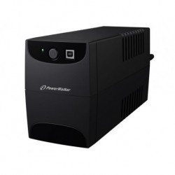 Zasilacz awaryjny UPS POWER WALKER LINE-I 650VA 2xSCHUKO RJ11 IN/OUT USB