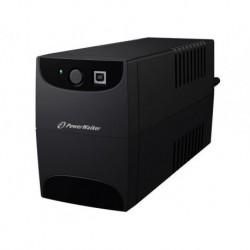 Zasilacz awaryjny UPS POWER WALKER LINE-I 850VA 2xSCHUKO RJ11 USB