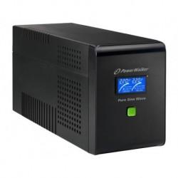 Zasilacz awaryjny UPS POWERWALKER line-interactive 2000VA czysty sinus 4X 230V PL RJ11 in/out