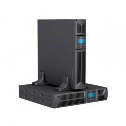 """Zasilacz awaryjny UPS POWER WALKER LINE-I 1000VA 8xIEC RJ/USB/RS LCD 19"""" 2U"""