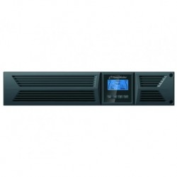 "Zasilacz awaryjny UPS POWER WALKER ON-LINE 1000VA 8xIEC RJ/USB/RS LCD 19""/Tower"