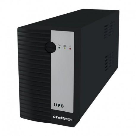 Zasilacz awaryjny UPS Qoltec 800VA | 480W