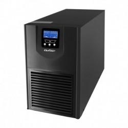 Zasilacz awaryjny UPS Qoltec On-line | Pure sinus | 1kVA | 800W LCD