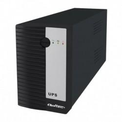 Zasilacz awaryjny UPS Qoltec 600VA   360W