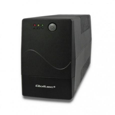 Zasilacz awaryjny UPS Qoltec MONOLITH 1000VA | 600W
