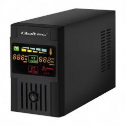 Zasilacz awaryjny UPS Qoltec MONOLITH 1500VA | 900W | LCD | USB