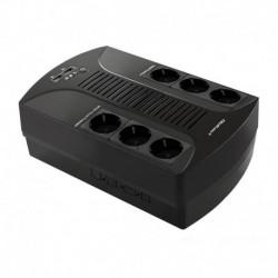 Zasilacz awaryjny UPS Qoltec 850VA | 480W | 2xUSB