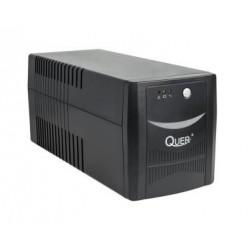 Zasilacz awaryjny UPS Quer Micropower 1500 (offline, 1500VA / 900W 4xSCHUKO)
