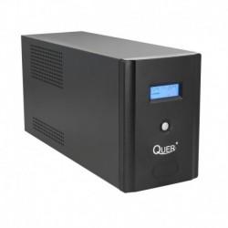 Zasilacz Awaryjny UPS Quer Microsin 2400 (offline, 2400VA / 1400W, 230 V, 50Hz)