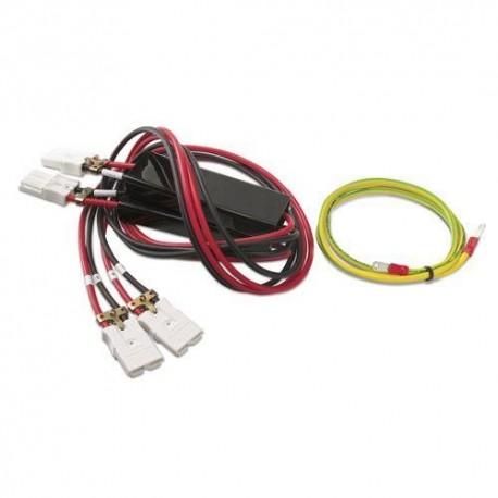 Przedłużacz do zasilacza Smart-UPS RT firmy APC o długości 4,5 m dla zewnętrznych zestawów akumulatorów o napięciu 192 V