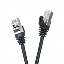 Patchcord FTP cat.5e 15m START.LAN czarny