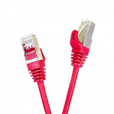 Patchcord FTP cat.5e 20m START.LAN czerwony