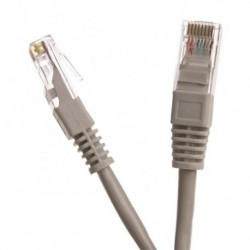Patchcord UTP cat.6 20m START.LAN szary