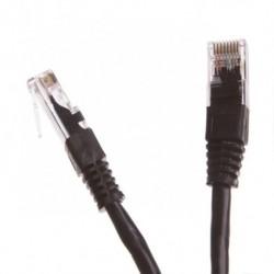 Patchcord UTP cat.6 3m START.LAN czarny