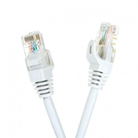 Patchcord  UTP cat.5e 0.25m START.LAN szary