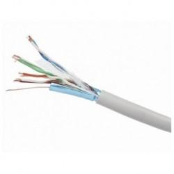 Kabel FTP Gembird FPC-5004E-L/100 kat-5E 100m Linka aluminiowo-miedziowy