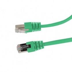 Patchcord FTP Gembird PP22-2M/G kat.5e 2m Green