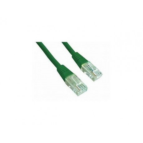 Patchcord Gembird PP12-1.5M/G kat.5E 1,5M zielony