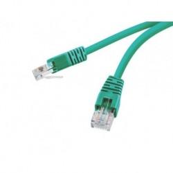 Patchcord UTP Gembird PP6U-0.25M/G kat. 6 0,25 m zielony