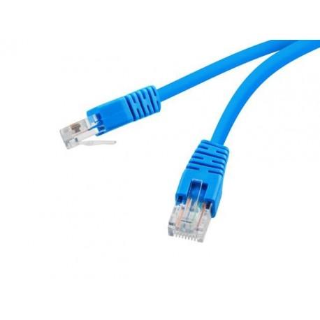 Patchcord UTP Gembird PP6U-5M/B kat. 6 5 m niebieski