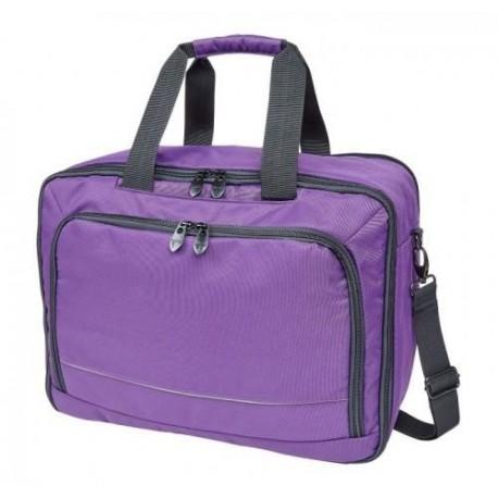 """Plecak / Torba 3w1 na laptopa Falcon 15,6"""" fiolet"""