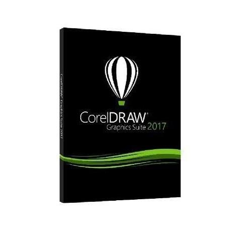 Program CorelDRAW Graphics Suite 2017