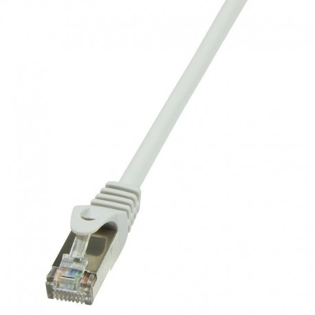 Patchcord LogiLink CP1072D CAT5e SF/UTP 5m, szary