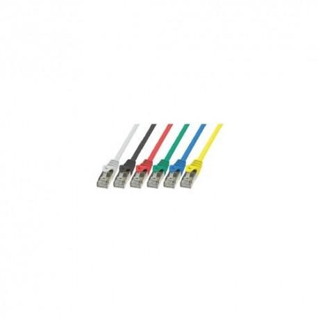 Patchcord LogiLink CP1052U CAT5e UTP 2m, szary