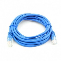 Kabel Patchcord UTP Qoltec kat.5e 5.0m