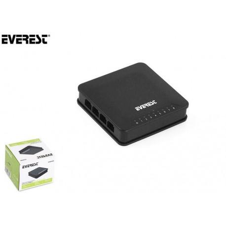 Switch Everest ESW-08B 8 Port 10/100Mbps Hub