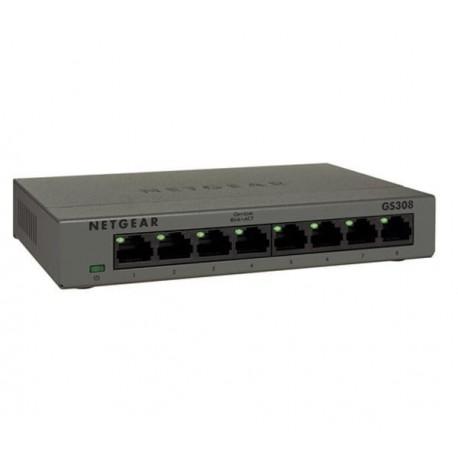 Switch Netgear GS308 8 x 10/100/1000