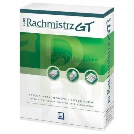 InsERT - Rachmistrz GT