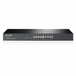Switch TP-Link TL-SF1016 16x10/100Mb Rack