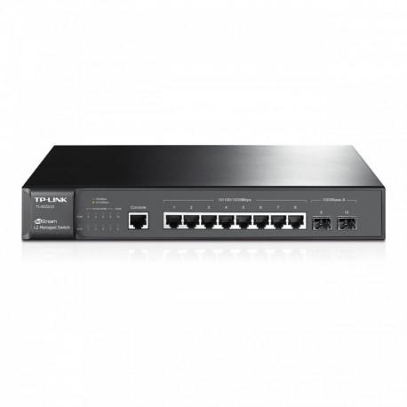 Switch zarządzalny TP-Link TL-SG3210 8 x10/100/1000Mb, 2xSFP