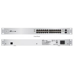 Switch UBIQUITI UniFiSwitch 24x100/1000 2xSFP PoE+ 500W