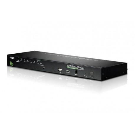 Przełącznik KVM ATEN CS1708A (CS1708A-AT-G) 8-port.