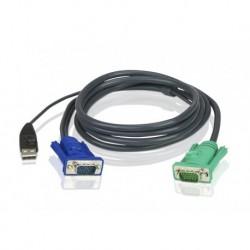 Kabel KVM ATEN 2L-5203U 3m